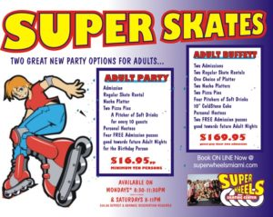 Adult Party Package