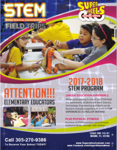 STEM ELEMENTARY SUPER WHEELS - FRONT