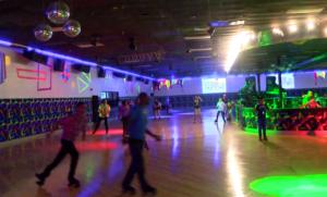 roller skating miami