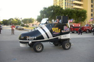 Super Wheels Skate Car