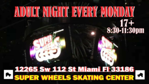 Adult Night at Super Wheels