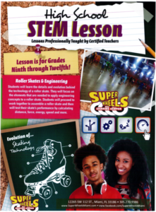 HIGH SCHOOL STEM LESSON