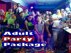 ADULT SKATE PARTY