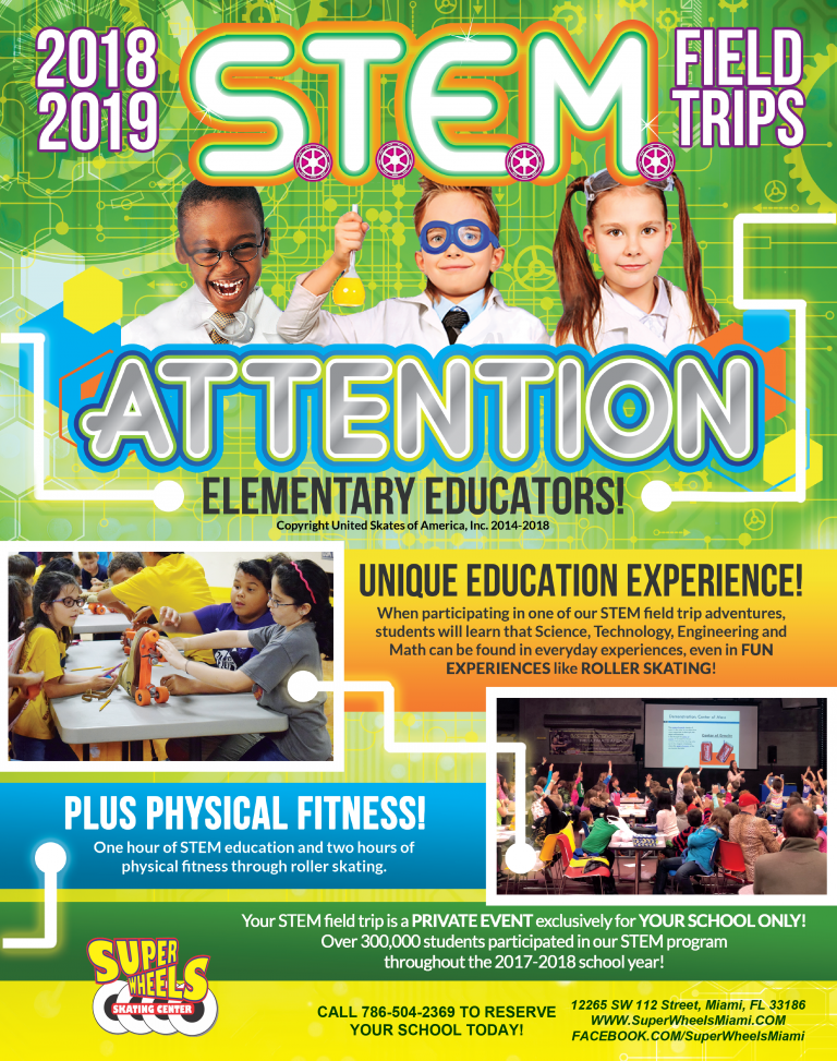 STEM & STEAM at Super Wheels