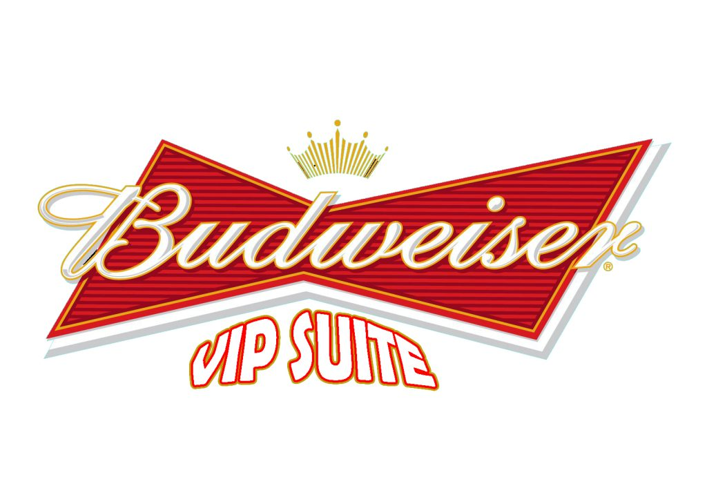 SUPER WHEEELS BUDWEISER VIP SUITE