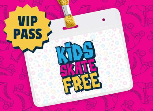 kids sk8 free pass